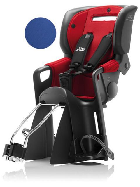 Britax Römer Jockey²Comfort fietsstoeltje rood/zwart